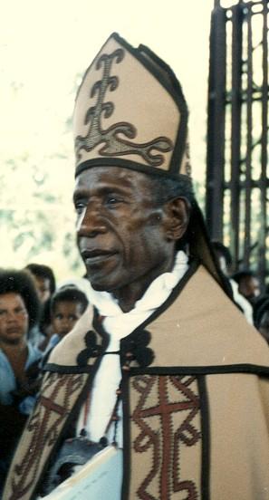 Archbishop George Ambo