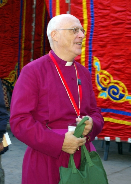 The Primate of the Southern Cone, Presiding Bishop Gregory Venables of Argentina