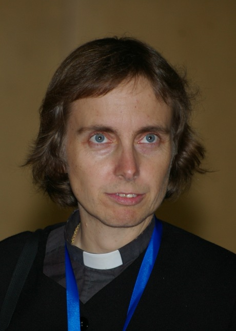 The Rev Canon Joanna Udal, the Archbishop of Canterbury's Secretary for Anglican Communion Affairs.  Photo taken Feb 5, 2009 in Alexandria, Egypt