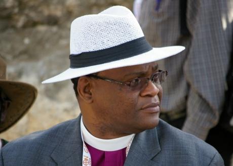 Archbishop Valentino Mokiwa of Dar es Salaam